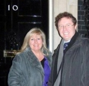 withCllrSusanHall@No10.JPG